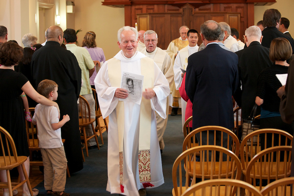 People and places with  Paulist Fathers Sept 2-3-2011