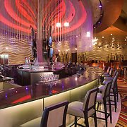 Carrier Johnson Architects designed the Viejas Casino in 2006. The look and feel is every bit as flashy as any casino in Nevada from the custom Ulster Carpets to the fantastic chandeliers. San Diego Architectural Photographer, Southern California Architectural Photographer