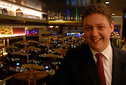 Ciaran Carruthers from Dublin is the senior vice president of the Galaxy Entertainment Group's City Clubs who operate the recently opened Grand Waldo casino in Macau.<br />Macau, the former Portuguese colony, now part of China has witnessed a gambling boom over the last years. The arrival of new Sands and Wynn casino's from the US has raised the stakes with Macau recently bypasssing Las Vegas in terms of gambling turnover.