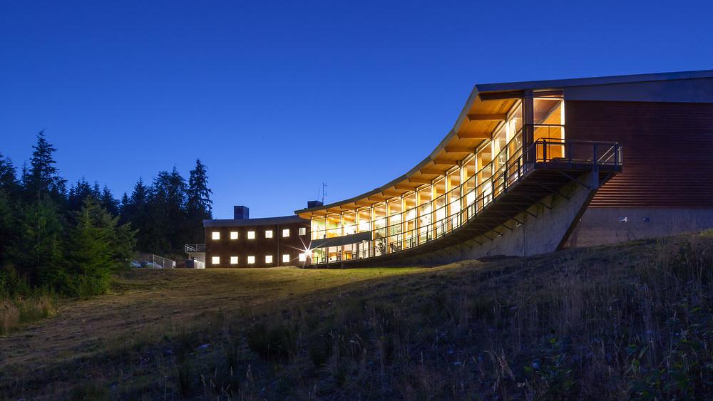 Huu-ay-aht Community Centre, Pachena Bay, Vancouver Island | David Nairne Associates | 2012