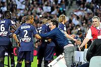 Joie Diego ROLAN / supporter - 23.05.2015 - Bordeaux / Montpellier - 38e journee Ligue 1<br />Photo : Nolwenn Le Gouic / Icon Sport