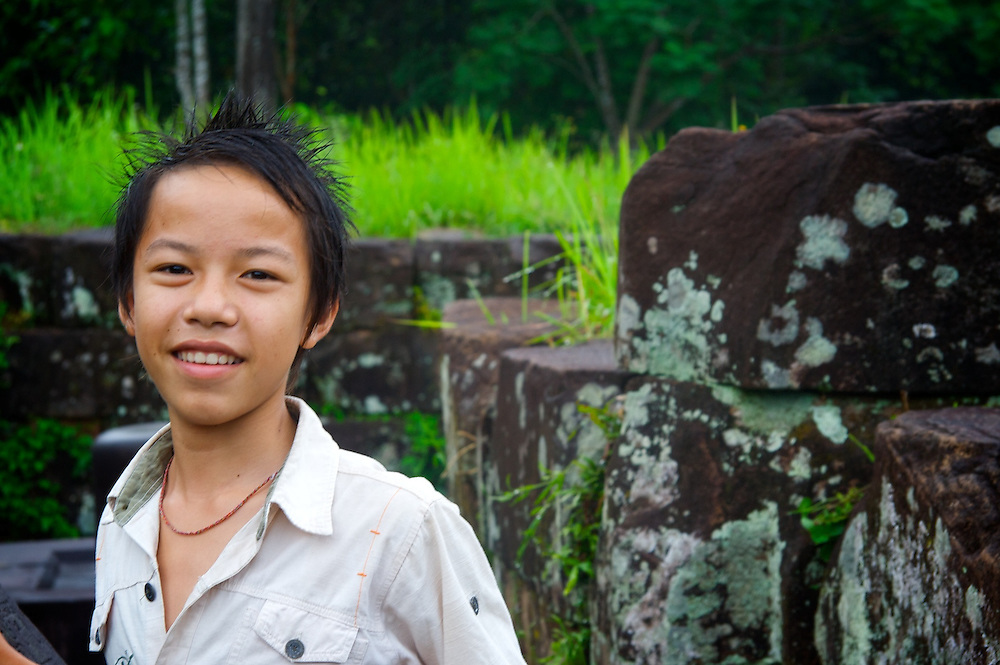 Portraits and people of Vietnam.