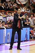 DESCRIZIONE : Campionato 2014/15 Giorgio Tesi Group Pistoia - Grissin Bon Reggio Emilia<br /> GIOCATORE : Moretti Paolo<br /> CATEGORIA : Allenatore Coach Mani<br /> SQUADRA : Giorgio Tesi Group Pistoia<br /> EVENTO : LegaBasket Serie A Beko 2014/2015<br /> GARA : Giorgio Tesi Group Pistoia - Grissin Bon Reggio Emilia<br /> DATA : 19/04/2015<br /> SPORT : Pallacanestro <br /> AUTORE : Agenzia Ciamillo-Castoria/S.D'Errico<br /> Galleria : LegaBasket Serie A Beko 2014/2015<br /> Fotonotizia : Campionato 2014/15 Giorgio Tesi Group Pistoia - Grissin Bon Reggio Emilia<br /> Predefinita :