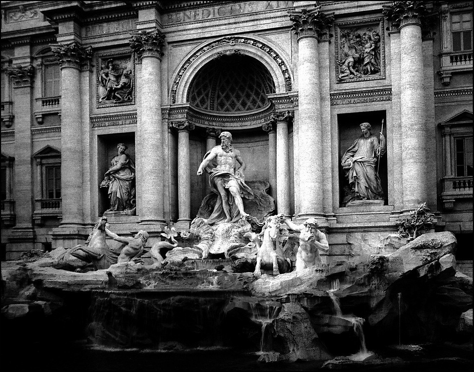 Trevi Fountain / Catalog #108