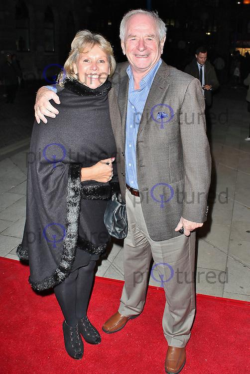 LONDON - October 16: Di Ball & Johnny Ball at the Flash Mob VIP Night (Photo by Brett D. Cove)