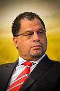 Danny Jordaan - CEO of the 2010 South Africa World Cup Organising Committee (LOC)