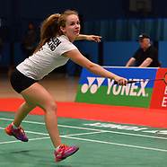 English Badminton - Nationals 2018