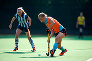 GRONINGEN - Hoofdklasse dames.<br /> Groningen v HDM<br /> Foto: Marle Brenkman.<br /> WORLDSPORTPICS COPYRIGHT FRANK UIJLENBROEK