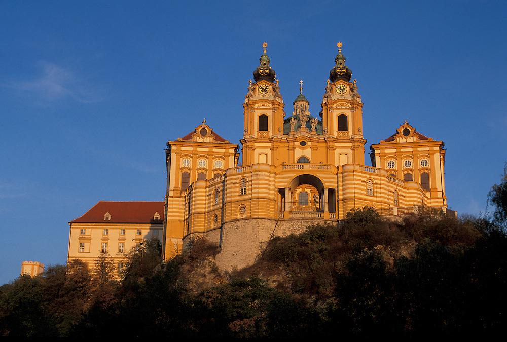 Stift Melk,  Lower Austria, Niederoesterreich,Austria