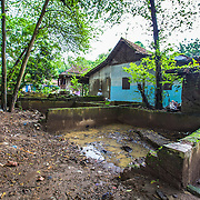 CAPTION: Damage caused by the 2010 flood. LOCATION: Wonosari, Semarang, Indonesia. INDIVIDUAL(S) PHOTOGRAPHED: N/A.