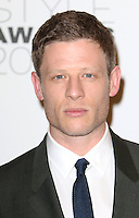 James Norton, ELLE Style Awards 2016, Millbank London UK, 23 February 2016, Photo by Richard Goldschmidt