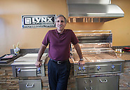 Jim Buch, CEO of Lynx Grills