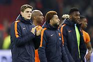 Netherlands v England - 24 Mar 2018