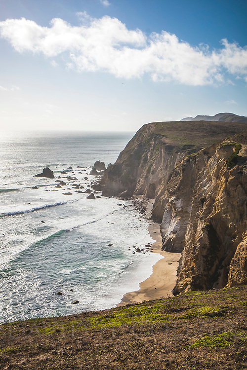 Drakes Beach, Point Reyes National Seashore, California