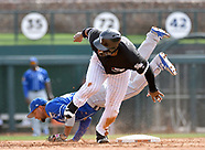 MLB: Spring training: Kansas City vs. Chicago White Sox 15 Mar 2017
