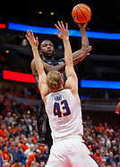 NCAA Basketball - Illinois Fighting Illini vs New Mexico St  - Chicago, Il