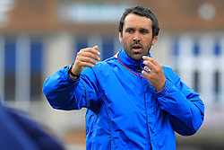 Jonathan Thomas defence coach for Bristol Rugby - Mandatory by-line: Ian Smith/JMP - 20/08/2016 - RUGBY - BT Sport Cardiff Arms Park - Cardiff, Wales - Cardiff Blues v Bristol Rugby - Pre-season friendly