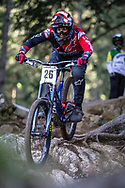 Dakotah Norton (USA) at the 2018 UCI MTB World Championships - Lenzerheide, Switzerland