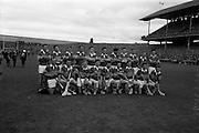 06/09/1964<br /> 09/06/1964<br /> 6 September 1964<br /> All-Ireland Senior Final: Tipperary v Kilkenny at Croke Park, Dublin.<br /> The winning Tipperary team.