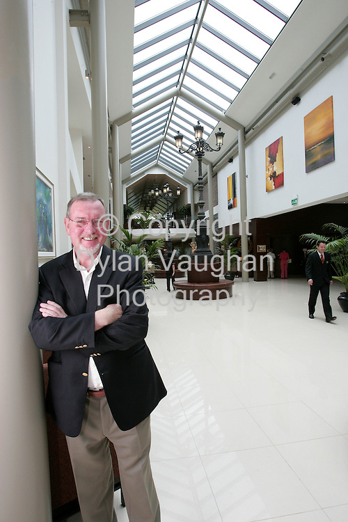 19/11/2003.Xavier McCauliffe pictured at the River Court Hotel in Kilkenny..Picture Dylan Vaugha