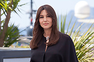 Monica Bellucci at the 70th Cannes Film Festival