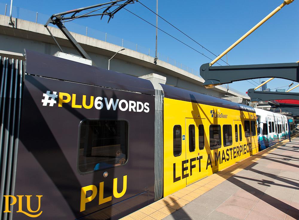 at PLU on Tuesday, Aug. 26, 2014. (Photo/John Froschauer)