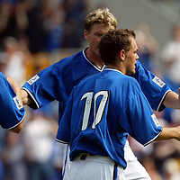 St Johnstone v Queen of the South....09.08.03<br />
