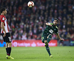 February 23, 2019 - Bilbao, Spain - Bilbao, northern Spain, Sunday, February, 23, 2019. Jose Angel Valdes, Cote during the Spanish La Liga soccer match between Athletic Club Bilbao and S.D Eibar at San Mames stadium. (Credit Image: © Gtres/NurPhoto via ZUMA Press)