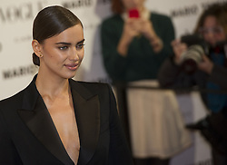 Irina Shayk during the Vogue and Mario Testino December Issue launch, Madrid, Spain, November 27, 2012. Photo by Eduardo Dieguez / DyD Fotografos / i-Images...SPAIN OUT