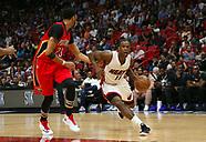 New Orleans Pelicans v Miami Heat 15 Mar 2017