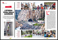 Our photos of Milano Sanremo in SportWeek Magazine