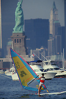 Windsurfer, New York City..© Owen Franken