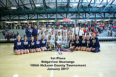20170121 Championship/2nd place DeeMack v Ridgeview