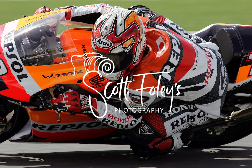Japan's Shuhei Aoyama, 250cc, MOTO GP, Commercial Bank Grad Prix, Losail International Circuit, 8 Apr 06
