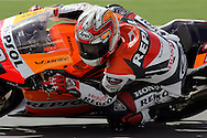 Japan's Shuhei Aoyama, 250cc, MOTO GP, Commercial Bank Grad Prix, Losail International Circuit, 8 Apr 06