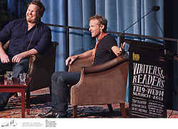 Norwegian author Jo Nesbo speaks at Writers & Readers Week, as part of the New Zealand International Arts Festival.