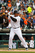 April 29, 2010:  Detroit Tigers' Miguel Cabrera (24) during the MLB baseball game between the Minnesota Twins vs Detroit Tigers at  Comerica Park in Detroit, Michigan.