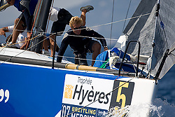 07_008827 © Sander van der Borch. Hyères - FRANCE,  14 September 2007 . BREITLING MEDCUP  in Hyères  (10/15 September 2007). Races 10 & 11l.
