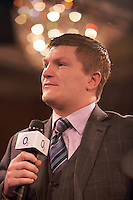 Ricky Hatton - Presenter