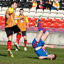 Partick Thistle v Inverness| Scottish Premiership | 21 March 2015