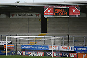 The Pirelli Stadium during the EFL Sky Bet Championship match between Burton Albion and Fulham at the Pirelli Stadium, Burton upon Trent, England on 16 September 2017. Photo by John Potts.