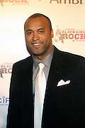 Londell McMillian at the 2009 Black Girls Rock Awards held at The Times Center on October 17, 2009 in New York City..The Black Girl Rock! Awards were created to celebrate the accomplishments of exceptional women of color who have made outstanding contributions in their careers and who stand as inspirational in the community.