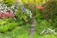 May at Dorothy Clive Garden