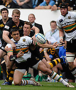 Coventry, Great Britain,  during the Heineken Cup Semi Final, Northampton Saints vs London Wasps, played at the Ricoh Arena, on Sun 22.04.2007. [Photo Peter Spurrier/Intersport Images]Leicester, Great Britain,  Daniel BROWNE, during the Heineken Cup Semi Final, Northampton Saints vs London Wasps, played at the Ricoh Arena, on Sun 22.04.2007. [Photo Peter Spurrier/Intersport Images]
