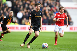 March 9, 2019 - Nottingham, England, United Kingdom - Reece Burke (5) of Hull City during the Sky Bet Championship match between Nottingham Forest and Hull City at the City Ground, Nottingham on Saturday 9th March 2019. (Credit Image: © Jon Hobley/NurPhoto via ZUMA Press)
