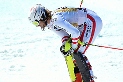 19.03.2017, Aspen, USA, FIS Weltcup Ski Alpin, Finale 2017, Slalom, Herren, im Bild Manuel Feller (AUT), // Manuel Feller of Austria during the men's Slalom of 2017 FIS ski alpine world cup finals. Aspen, United Staates on 2017/03/19. EXPA Pictures © 2017, PhotoCredit: EXPA/ Erich Spiess
