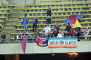 Foto LaPresse - Donato Fasano<br /> 03/03/2015 Bari( Italia)<br /> Sport Calcio<br /> Fc  Bari 1908 - Catania<br /> Campionato di Calcio Serie B 2014 2015 - Stadio &quot;San Nicola&quot;<br /> Nella foto: ultras catania <br /> <br /> Photo LaPresse - Donato Fasano<br /> 03 Mar  2015 Bari ( Italy)<br /> Sport Soccer<br /> Fc Bari 1908 - Catania<br /> Italian Football Championship League B  2014 2015 - &quot;San Nicola&quot; Stadium <br /> In the pic: ultras catania