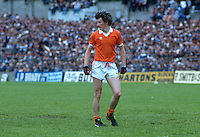 Joey Donnelly, county footballer, GAA,  Armagh, N Ireland, 19850705JD1..Copyright Image from Victor Patterson, 54 Dorchester Park, Belfast, UK, BT9 6RJ..Tel: +44 28 9066 1296.Mob: +44 7802 353836.Voicemail +44 20 8816 7153.Skype: victorpattersonbelfast.Email: victorpatterson@me.com.Email: victorpatterson@ireland.com (back-up)..IMPORTANT: If you wish to use this image or any other of my images please go to www.victorpatterson.com and click on the Terms & Conditions. Then contact me by email or phone with the reference number(s) of the image(s) concerned.
