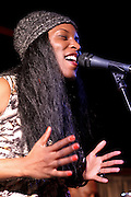 Legally Blynd and the Liv Warfield Experience performed at the Gemini Bar & Grill in Lake Oswego, OR