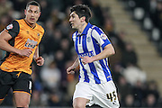 fernando Forestieri (Sheffield Wednesday) during the Sky Bet Championship match between Hull City and Sheffield Wednesday at the KC Stadium, Kingston upon Hull, England on 26 February 2016. Photo by Mark P Doherty.